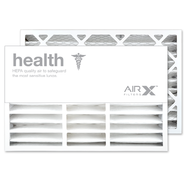 16x25x5 AIRx DUST Bryant/Carrier FILXXCAR0016 Replacement Air Filter - MERV 8