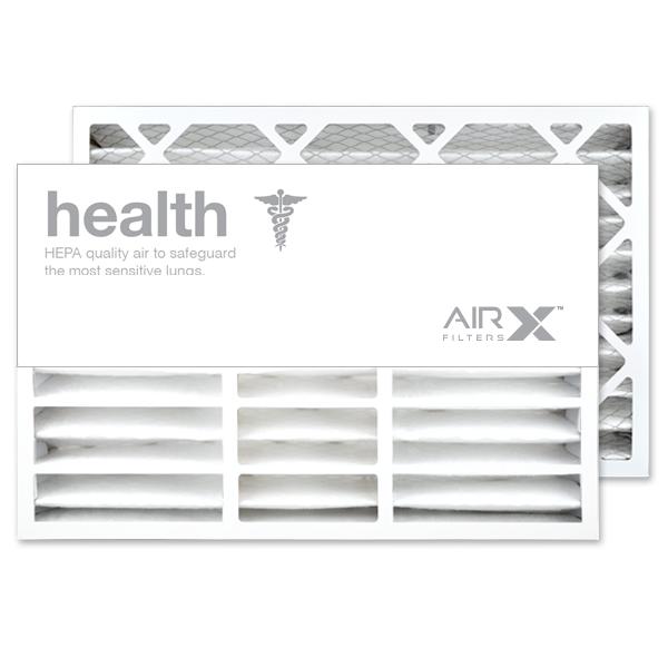16x25x5 AIRx HEALTH Replacement for Lennox X6670 Air Filter - MERV 13