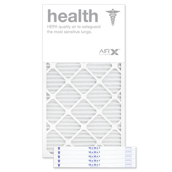 16x30x1 AIRx HEALTH Air Filter - MERV 13
