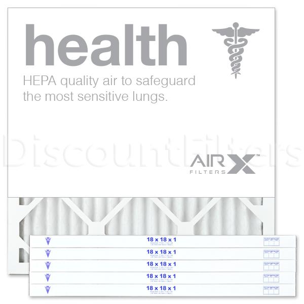 18x18x1 AIRx HEALTH Air Filter - MERV 13