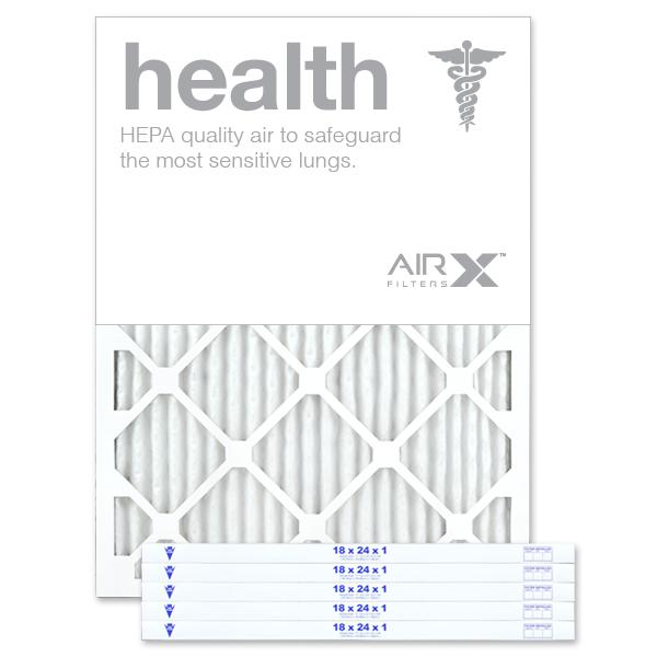 18x24x1 AIRx HEALTH Air Filter - MERV 13