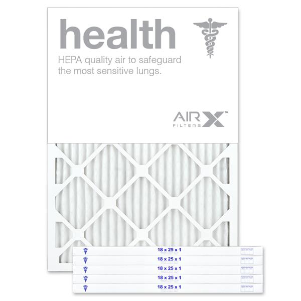 18x25x1 AIRx HEALTH Air Filter - MERV 13