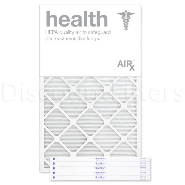 "18"" X 30"" X 1"" MERV 13 Pleated Filter- Healthy Living"