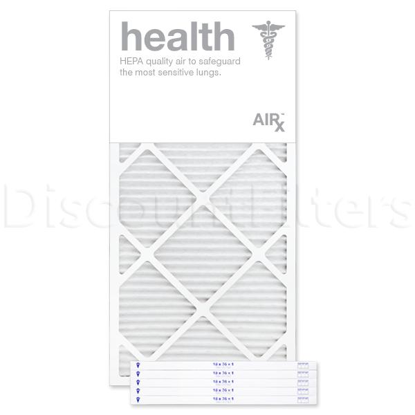 "20"" X 36"" X 1"" MERV 13 Pleated Filter- Healthy Living"