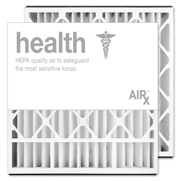20x20x5 AIRx HEALTH Ultravation 91-013 Replacement Air Filter - MERV 13