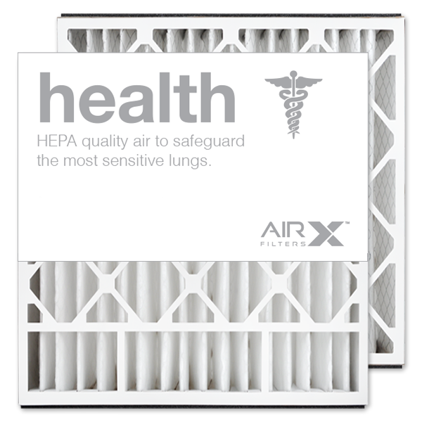 20x20x5 AIRx HEALTH Skuttle Media 000-0448-003 Replacement Air Filter - MERV 13