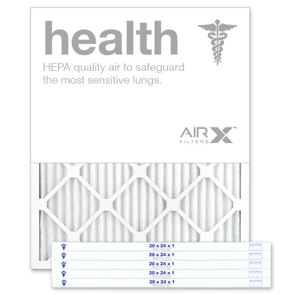 20x24x1 AIRx HEALTH Air Filter - MERV 13