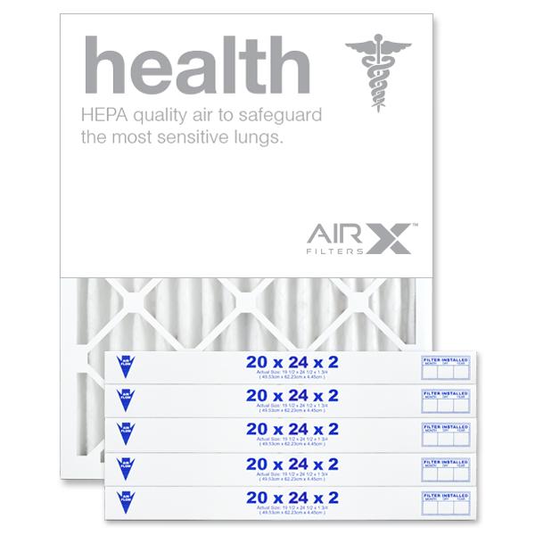 20x24x2 AIRx HEALTH Air Filter - MERV 13