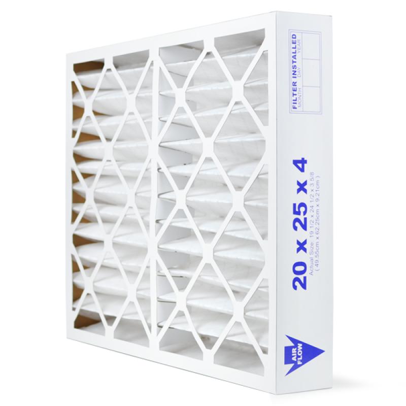 20 X 25 X 4 Air Filter 20 X 25 X 4 Pleated Air Filter