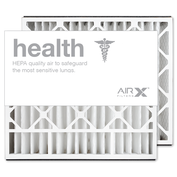 20x25x5 AIRx HEALTH GeneralAire 14201 Replacement Air Filter - MERV 13