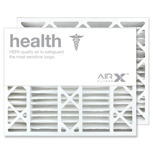 20x25x6 AIRX HEALTH Aprilaire 201 Replacement Air Filter - MERV 13