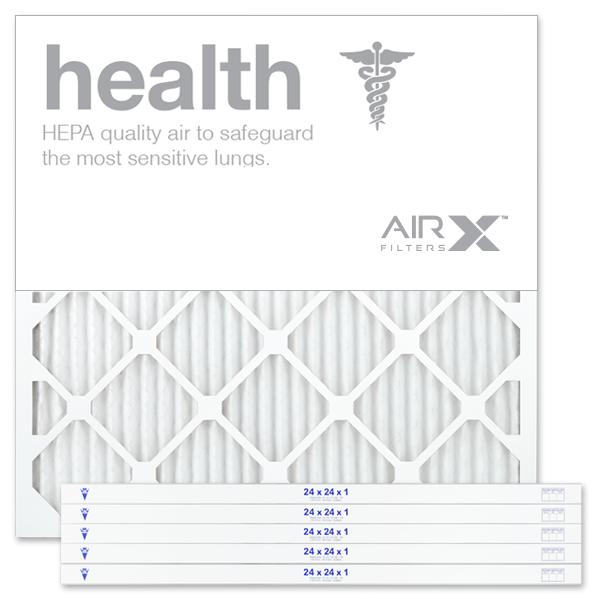 24 x 24 x 1 air filter | 24 x 24 x 1 pleated air filter
