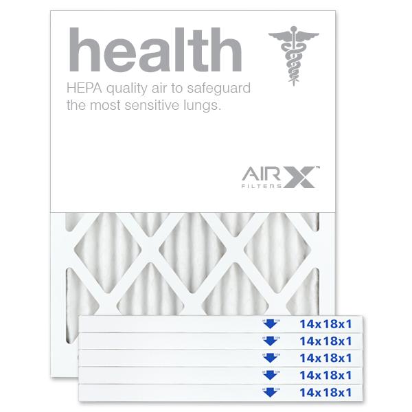 14x18x1 AIRx HEALTH Air Filter - MERV 13