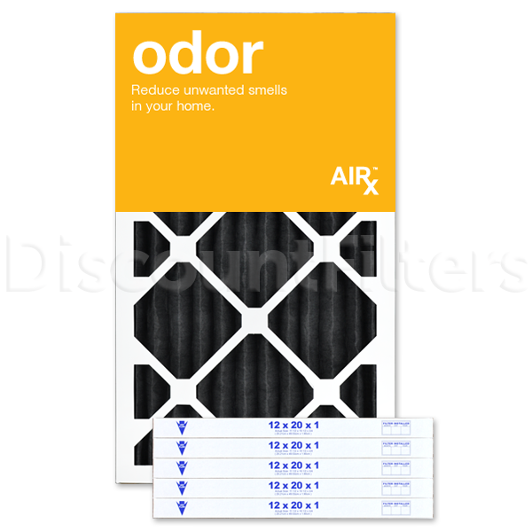 12 X 20 X 1 Carbon Odor Reduction Filter
