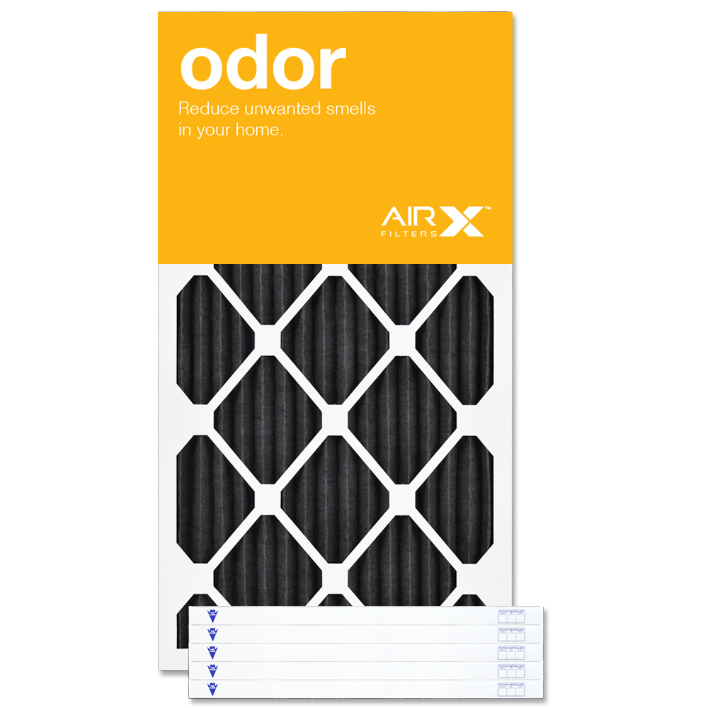 15x30x1 AIRx ODOR Air Filter - MERV 8 CARBON