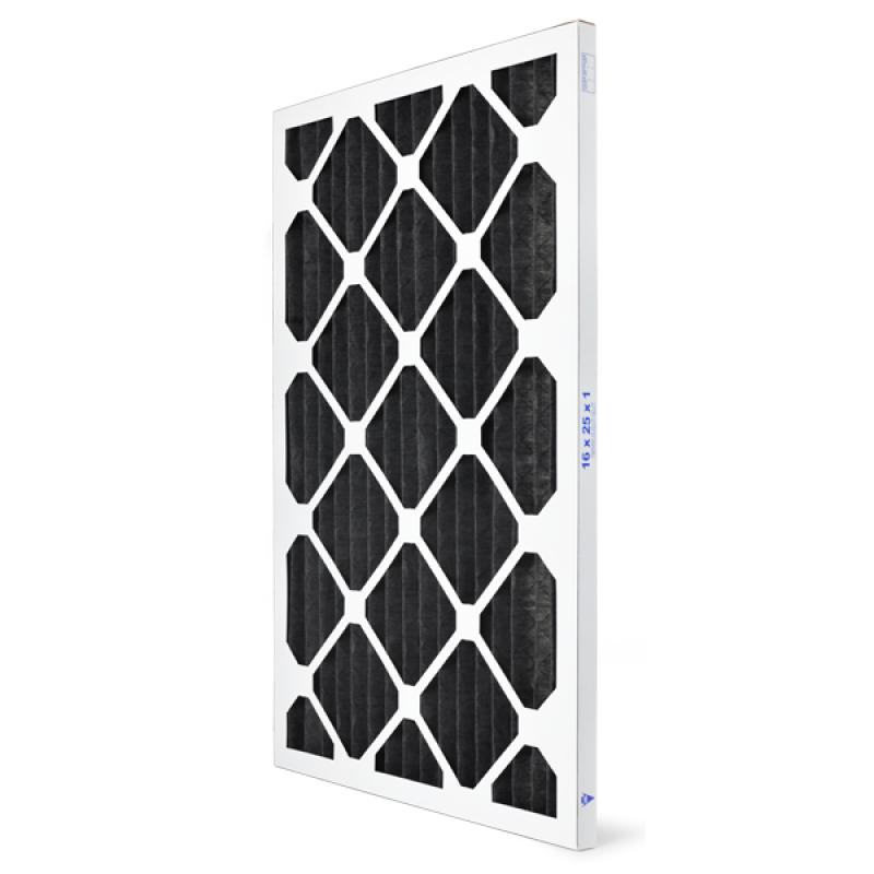 16x25x1 AIRx ODOR Air Filter - Carbon MERV 8