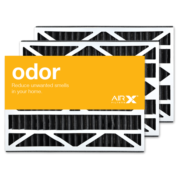 16x25x3 AIRx ODOR Replacement for Lennox X0581 Air Filter - Carbon