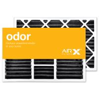 16x25x5 AIRx ODOR Honeywell FC100A1029 Replacement Air Filter - Carbon