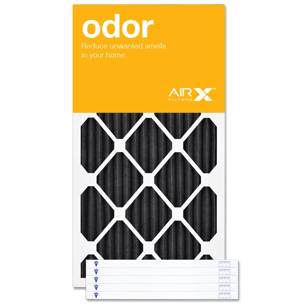 16x32x1 AIRx ODOR Air Filter - MERV 8 CARBON