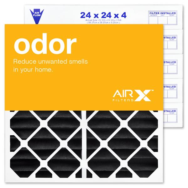 24x24x4 AIRx ODOR Air Filter - Carbon