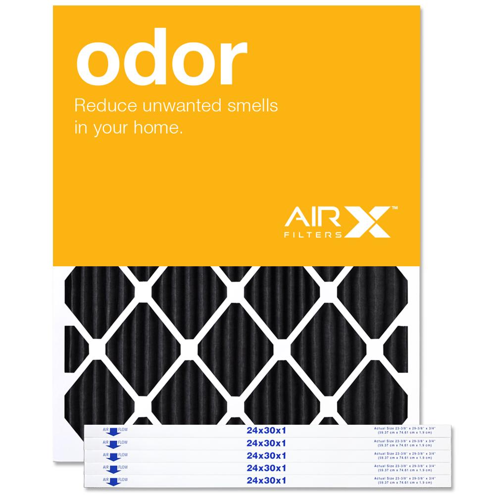 24x30x1 AIRx ODOR Air Filter - CARBON