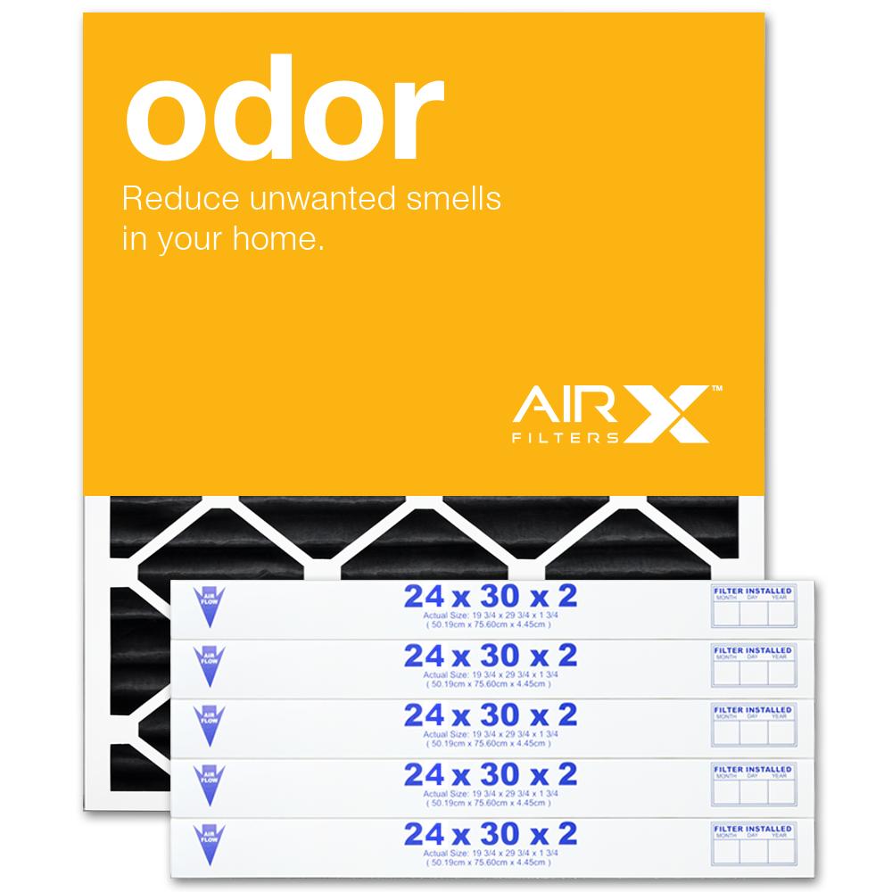 24x30x2 AIRx ODOR Air Filter - CARBON
