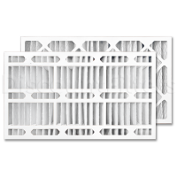 MERV 13 Expanded Filter for Aprilaire/Space-Gard 2400 Air Cleaner, 2-Pack