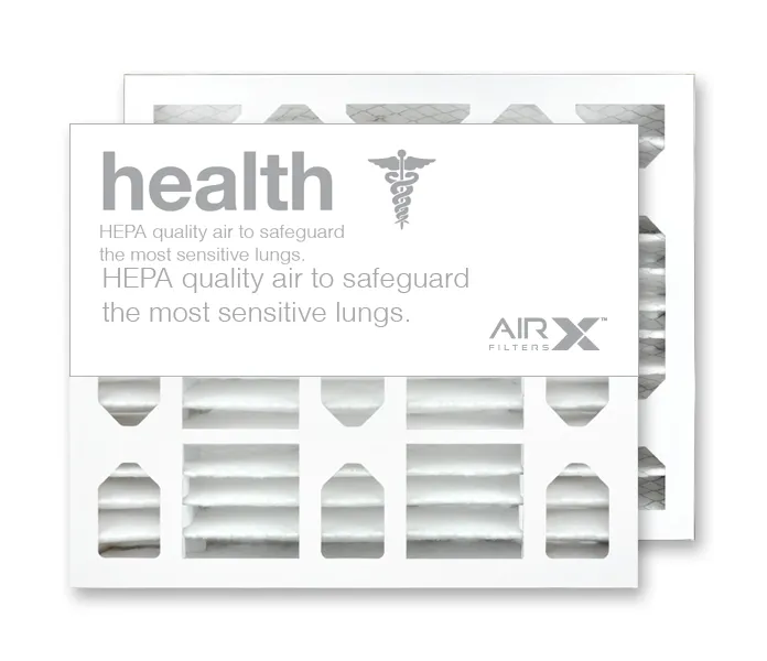 16x20x4 AIRx HEALTH Air Filter - MERV 13 2-Pack