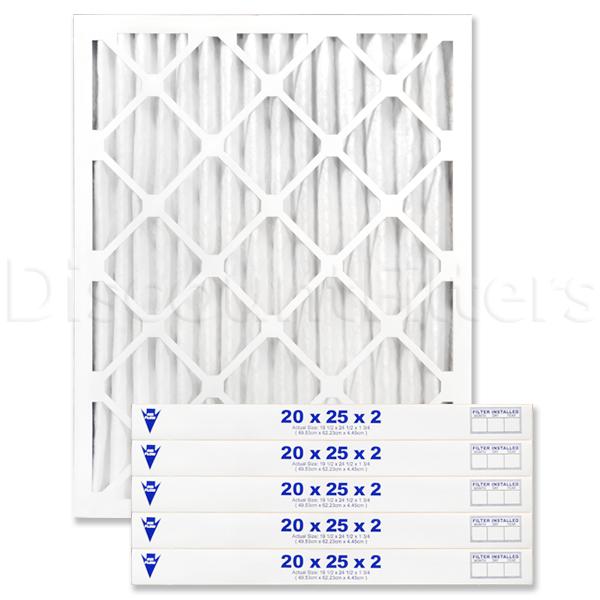 """20"""" X 25"""" X 2"""" MERV 13 Pleated Filter"""