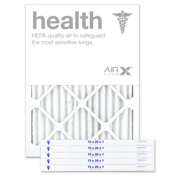 15x20x1 AIRx HEALTH Air Filter - MERV 13