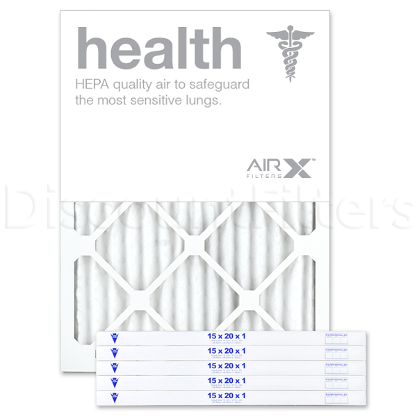 15x20x1 AIRx HEALTH Air Filter - MERV 13