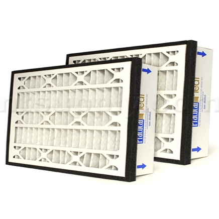 "Practical Pleat 14"" X 30"" X 5"" Return Grille Filter"
