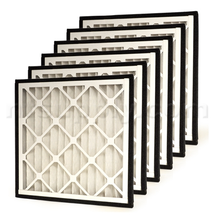 "Practical Pleat 12"" X 25"" X 2"" Return Grille Filter"