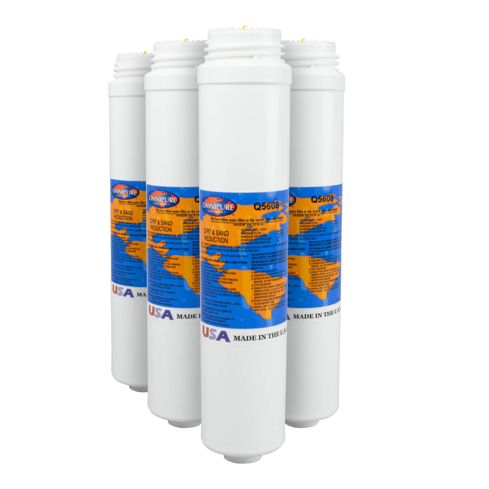 Omnipure Q5605 RO System Sediment Pre-filter