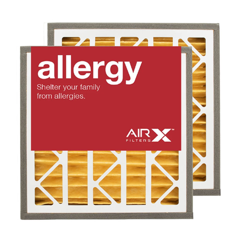 24x24x3 AIRx ALLERGY Honeywell FC40R1078 Replacement Return Grille Filter - MERV 11