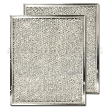Aluminum Range Hood Filter - 8 3/4