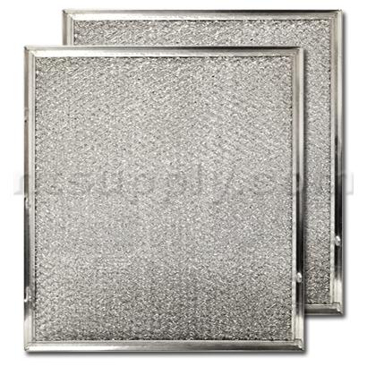 Aluminum Range Hood Filter 10 1/8