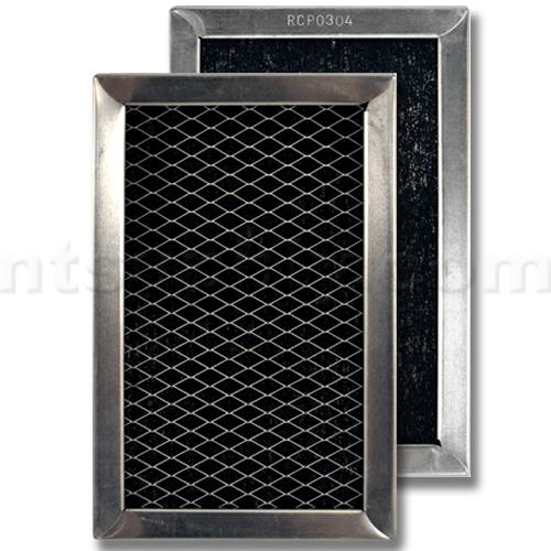 Carbon Range Hood Filter 3-7/8