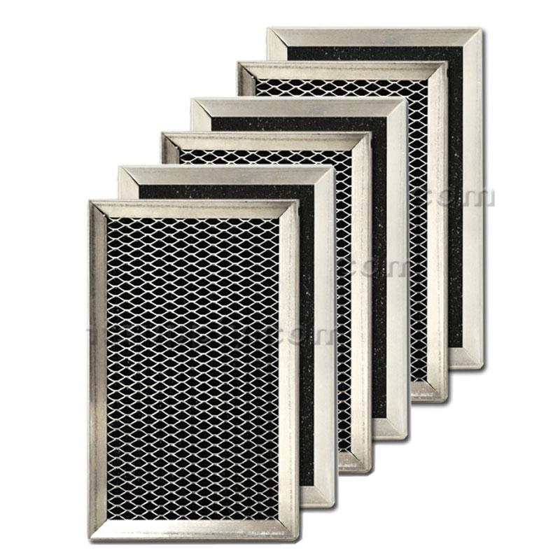 Carbon Range Hood Filter - 4-13/16