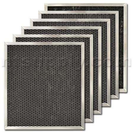 Carbon Range Hood Filter 10 7/16