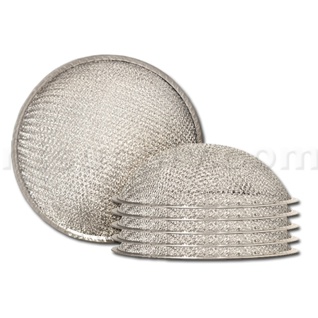 Aluminum Round Dome Range Hood Filter -10 1/2