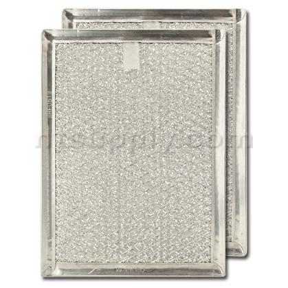 Aluminum Range Hood Filter - 5-7/8