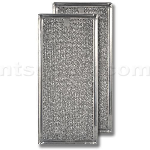 Aluminum Range Hood Filter - 5-15/16