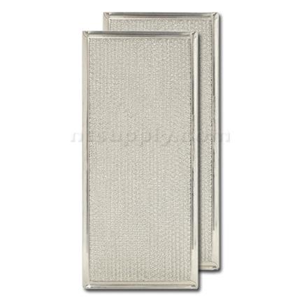 Aluminum Range Hood Filter - 6 7/8