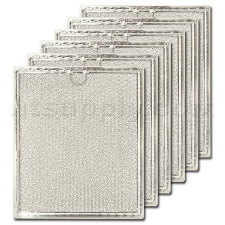 aluminum range hood filter 7 34