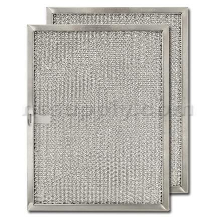 Aluminum Range Hood Filter - 8-7/16