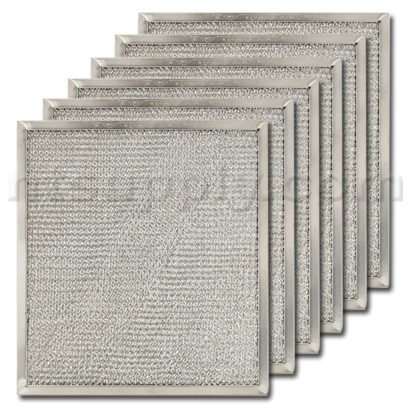 Aluminum Range Hood Filter - 10 7/16