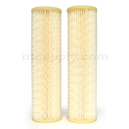 "Pentek / Culligan S1A 10"" Sediment Filter (2-Pack)"