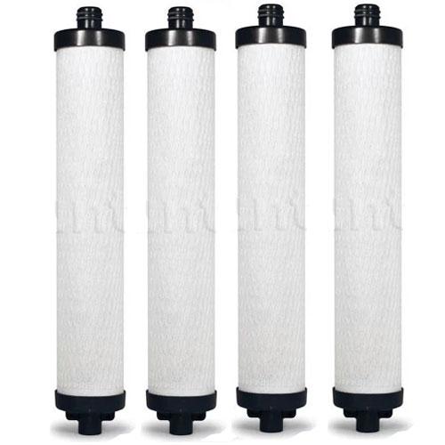 MICROLINE  ORIGINAL  Split Pre Sediment / Carbon Filter  PN  S7028, 4-Pack
