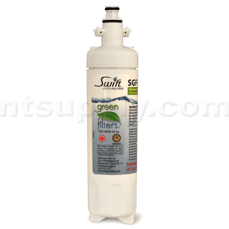 Swift Green Replacement for LG LT700P Refrigerator Filter